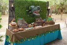 Dinosaur Birthday!!
