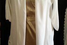 Michael Kors White Sleeve 3/4