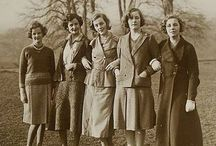 The Mitford Play / The play I'm in during the first week of March. All about the Mitford sisters. I'll be playing Jessica.