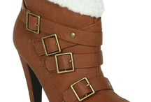 Shoes & Boots I Need Now / by Felice Denicoff Smith