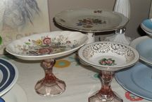 Upcycled china / by Jo Schmidt