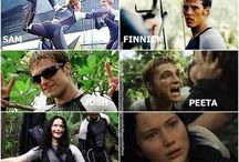 The Hunger Games / This is a lot of funny Jen photos and some other stuff but mostly funny stuff anyway I LOVE THESE GUYS!!!!!!!!!!!!!!