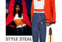 90's Inspiration / 90's Outfit Inspiration
