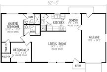 house plans / by Milly James
