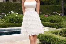 SHORT weddingdresses