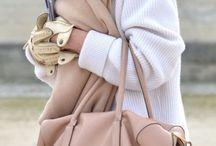 zimní style
