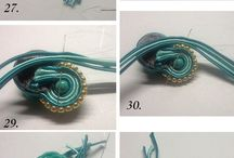 DIY ° Soutache jewellery