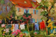 Cottage Art / by Terry Crawford