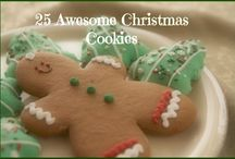 RECIPES- CHRISTMAS GOODIES... :D