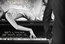 Dark Notes / Dark Student Teacher Romance Coming April 2016