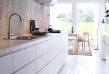 """Kuchnia biała """" White kitchen"""