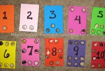 Number Activities / by Danielle Graves
