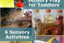 Sensory activities for kids / public