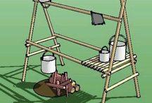 bushcraft e progetti outdoor