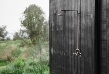 Inspired By: Outdoor Showers