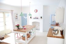 Kitchens / by Kathryn