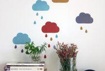 Prints fürs Kinderzimmer... / Wanddeko für die Kleinen