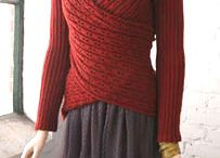 Knitting Inspiration: Sweaters