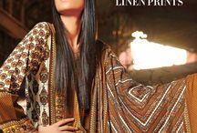 LALA Classic Linen Prints.
