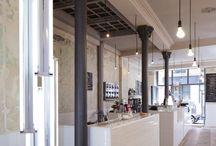 eat + drink spaces / by Jill Drish Koenen