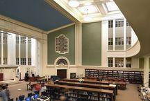 BA Spaces: Libraries