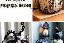 Holiday decor / Love the holiday and seasonal decor