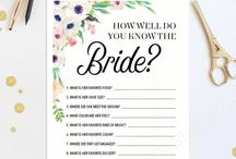 Bridal shower/ bachelorette