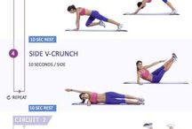 Ćwiczenia brzuch