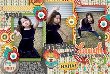 Scrapbook Pages | Get Silly!