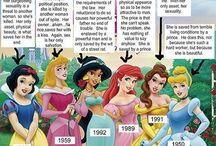 Disney (inspired) / by Diana Munoz
