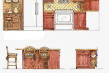 Rendering architecture / work 4