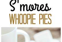 Let's Make WHOOPIE! / Whoopie pies