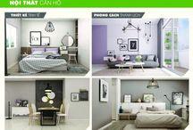 Thiết kế nội thất căn hộ Riva Park