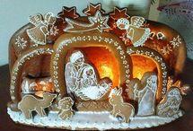 perníky, perníčky,chaloupky, svícny, velikonoční, aj....