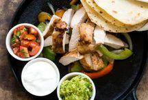 Rec: Salsa/Mexican