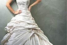 Unforgettable wedding dress