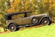 pierwsze samochody europejskie