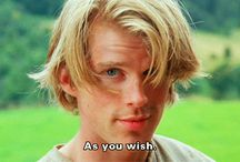 As you wish. / All things Princess Bride. / by Sarah Overvaag