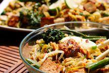 Cookbook Recipes: Asian Inspiration / by Kaci DeWitt-Rickards