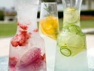 infused water ... / by Gina Walker