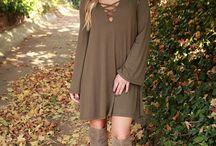 Fall Impressions Dream Board / Fashion / by Carolanna Travis