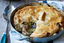 Winter Pie Warmers