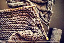 Grey knitting :-)