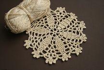 Crochet Doily&Mandala