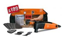 Fein Power Tools / Fein Power Tools - FEIN Vacuum, Multimaster Blades and Accessories