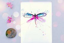 Tatuajes de libélula