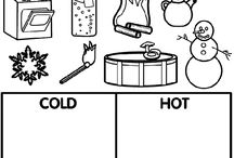 winter safety activities