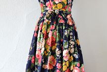 [oh, the dresses you'll wear!]