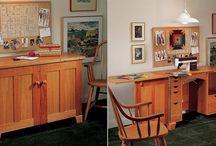 armários de costura