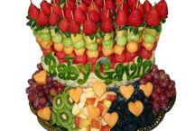 dessert fruit